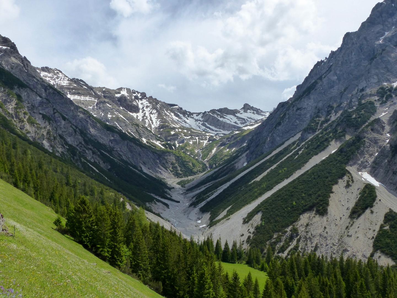 Lechtaler Bergwelt