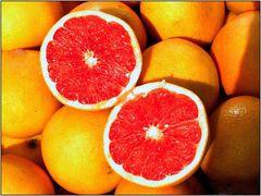 Lecker Grapefrucht