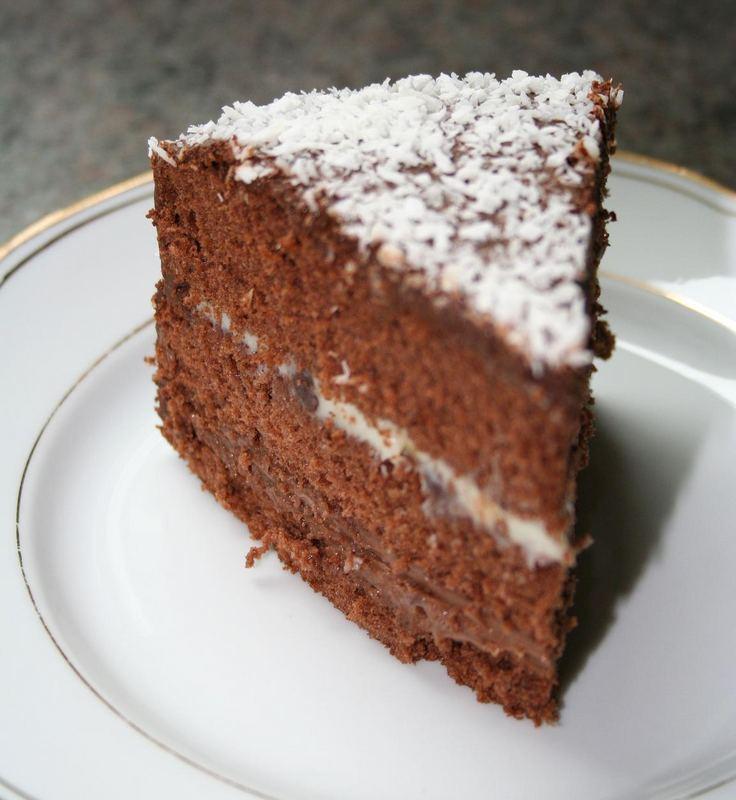 Lecker Schokoladenkuchen