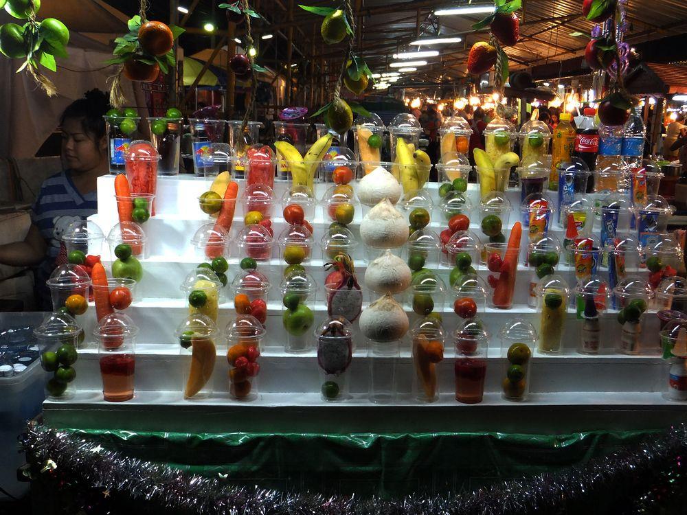 Leckerer Früchtemix...