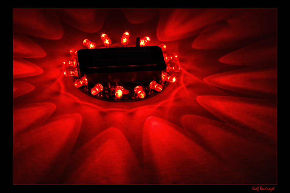 LED-Flare red