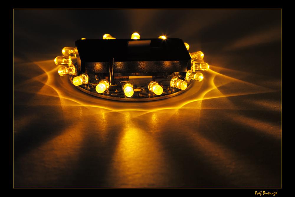 LED-Flare yellow