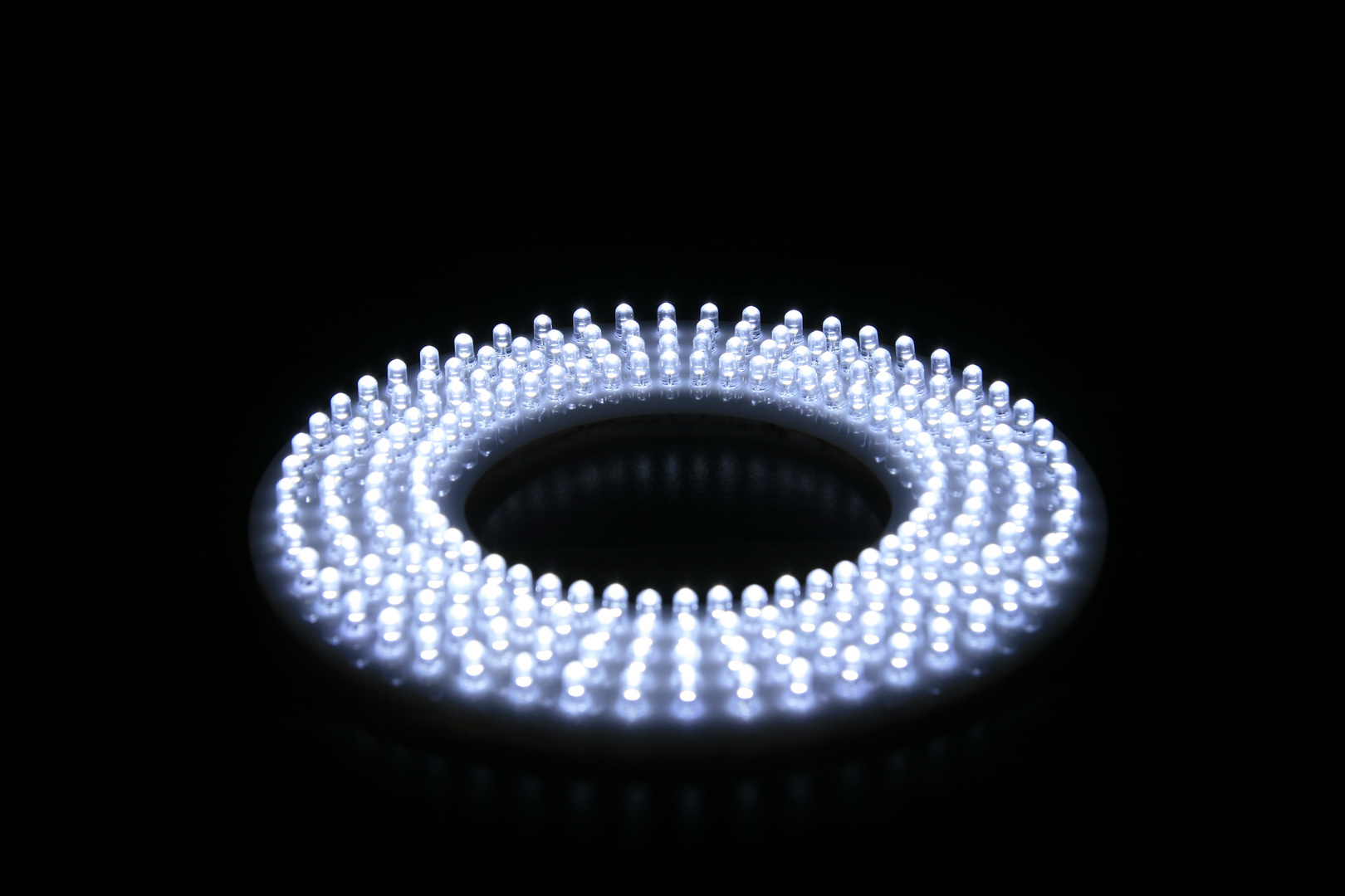 LED-Ringlicht mit 200 LED´s