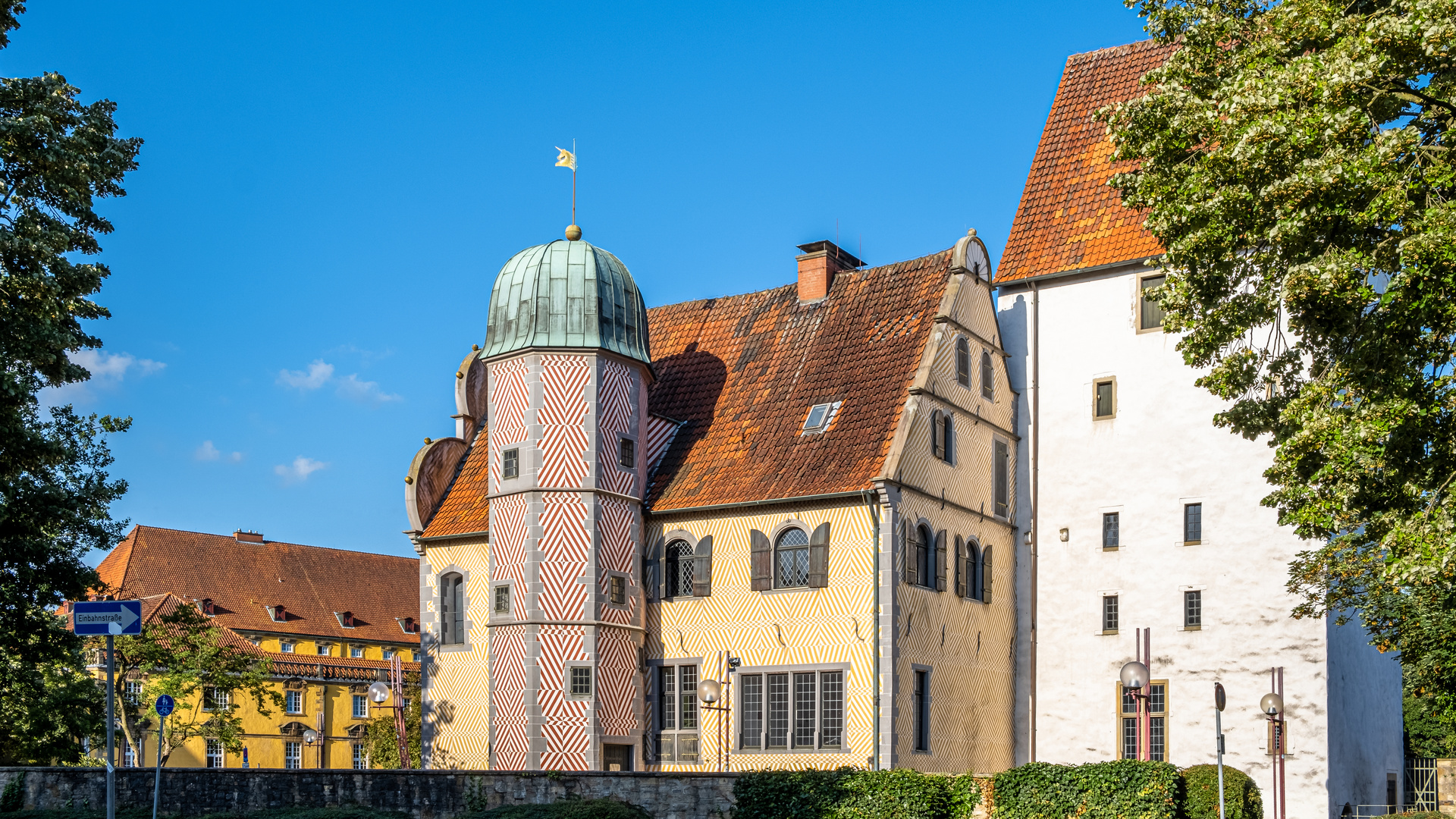 Ledenhof oder Alte Münze, Osnabrück