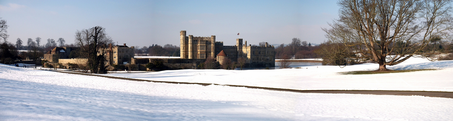 Leeds Castle - Welcome to England