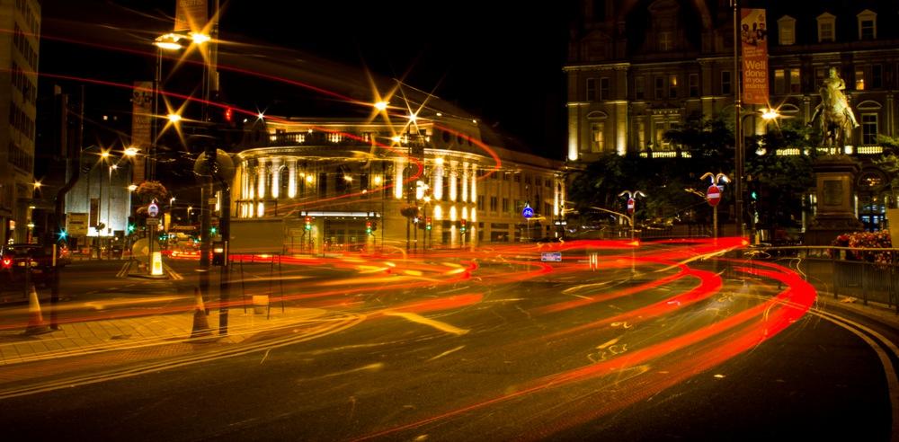 Leeds City Centre...near Queens Hotel!