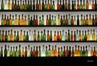Leere Bierflaschen