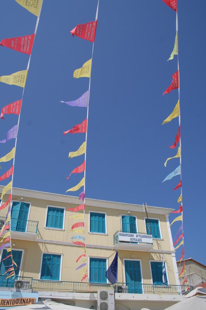 Lefkada-Stadt