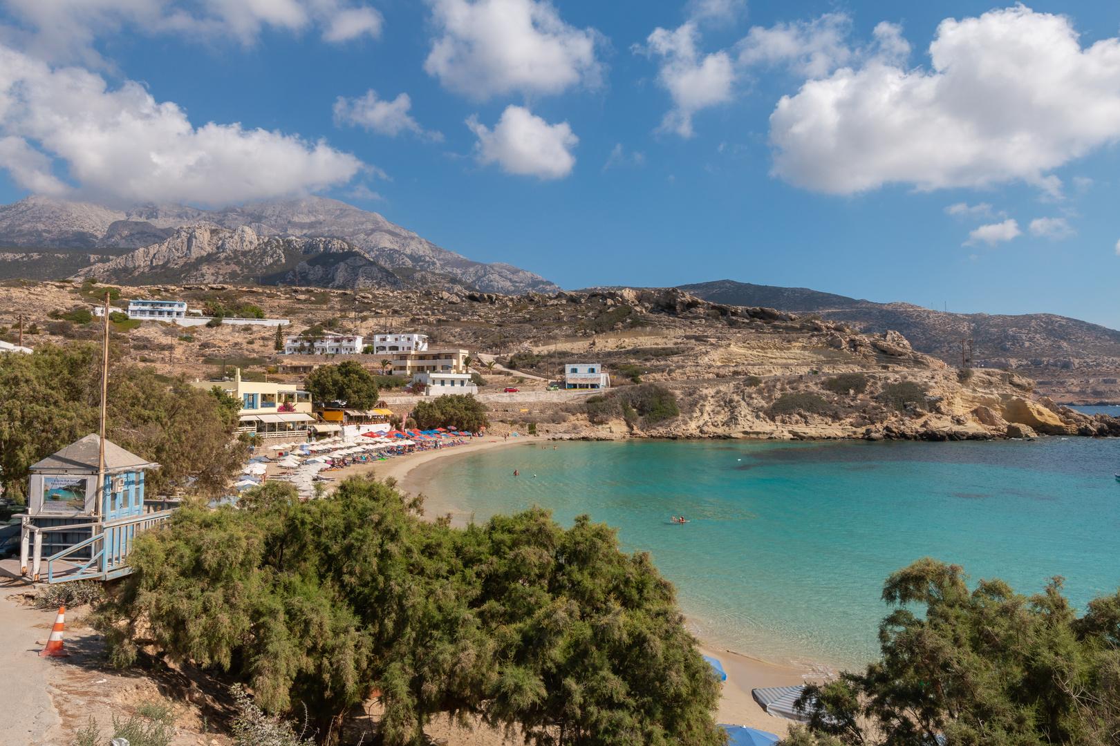 Lefkos auf der Insel Karpathos