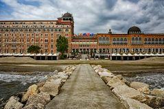 Legendäres Hotel am Lido di Venezia