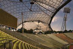 Legendäres Olympiastadion München