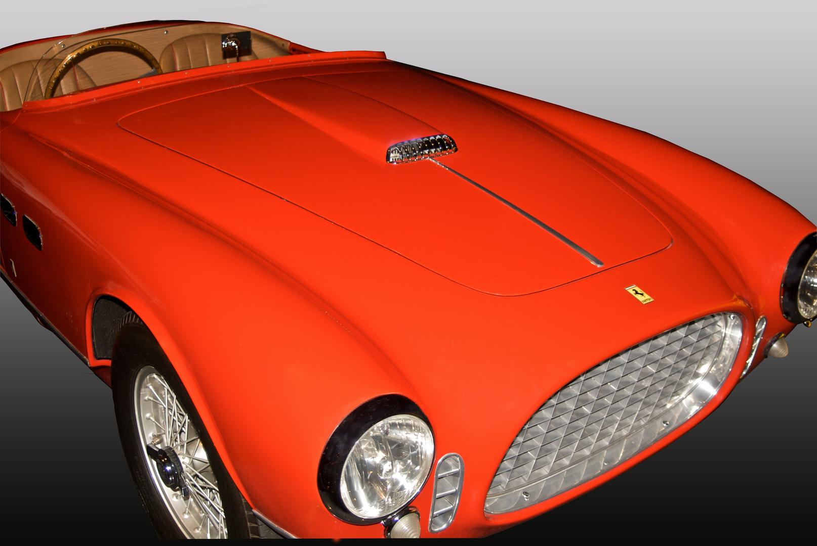 Legendary Ferrari