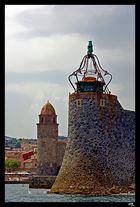 L'église de Collioure