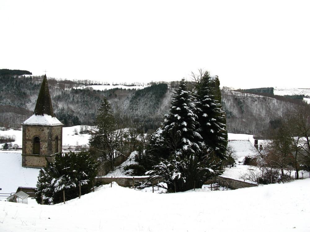 l'église de mon village