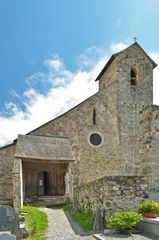 L'eglise de st Engrace