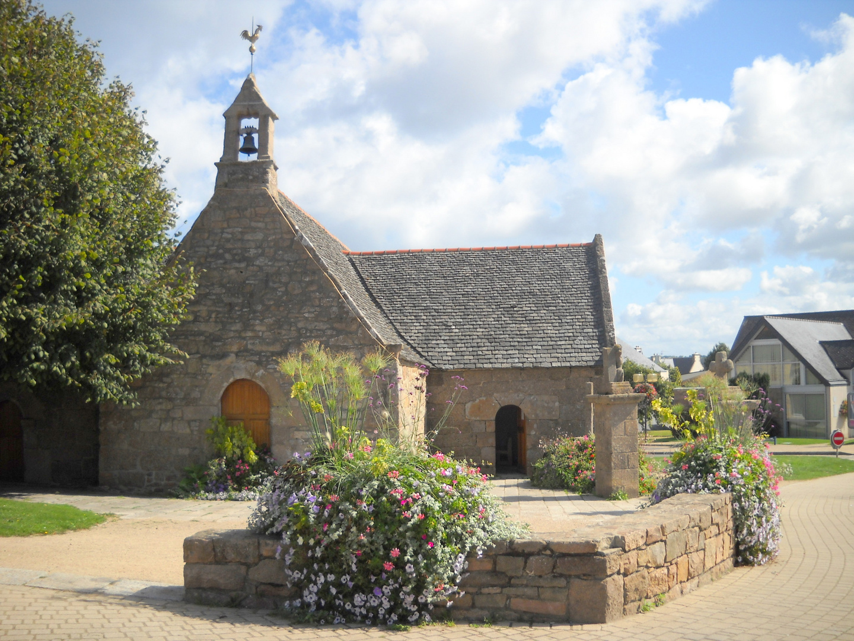 L'Eglise de TREGASTEL