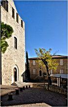 L'église du Castellet