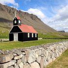 L'église noire islandaise