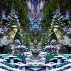 Legni , Maderanertal , Spiegelbild