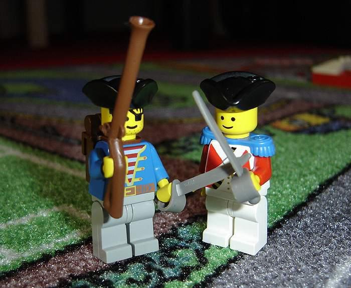 Lego Kämpf