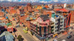 Lego Land - El Alto