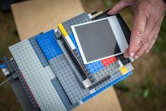 Legospaß im Großformat