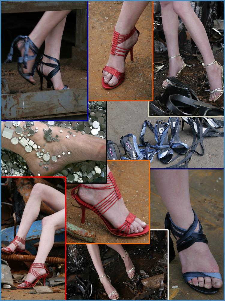 legs 'n feets