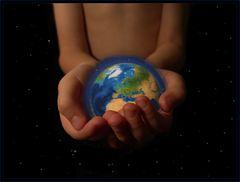 legt die Welt in Kinderhände ...