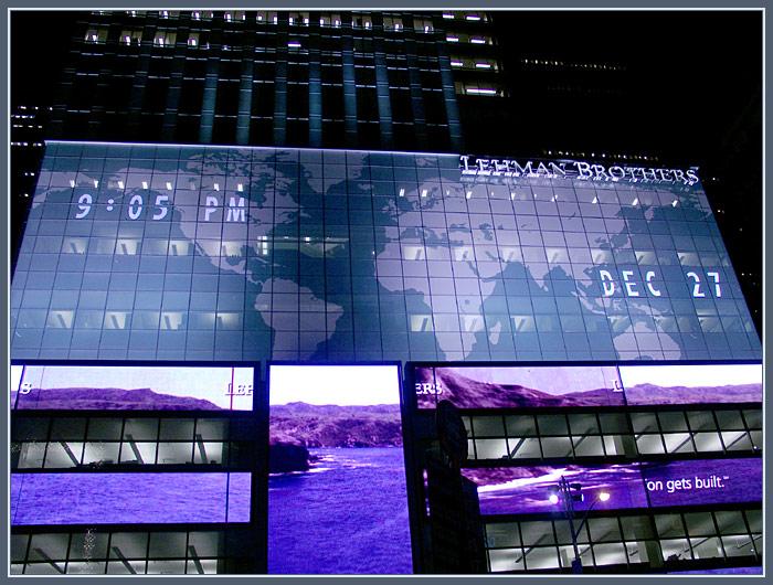 Lehman Brothers Building Part III