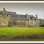 Léhon, Abbaye St Magloire