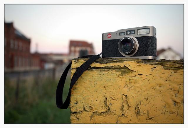 Leica CM, eine der coolsten Schnappschusskameras der Welt. ...zu verkaufen!