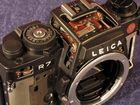 Leica R7 Schnittmodell