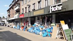 Leichlingen - Nach dem Wupper-Hochwasser ist viel ..