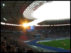 Leichtathletik WM Berlin.