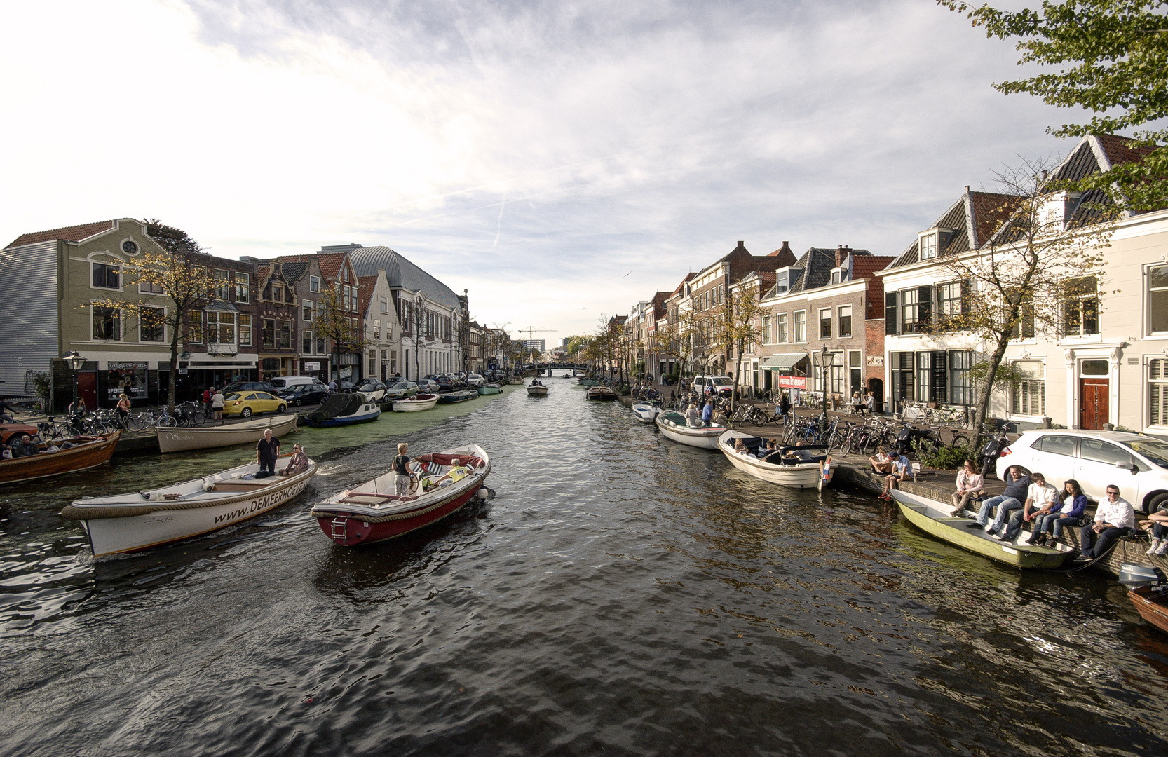 Leiden - Oude Rijn