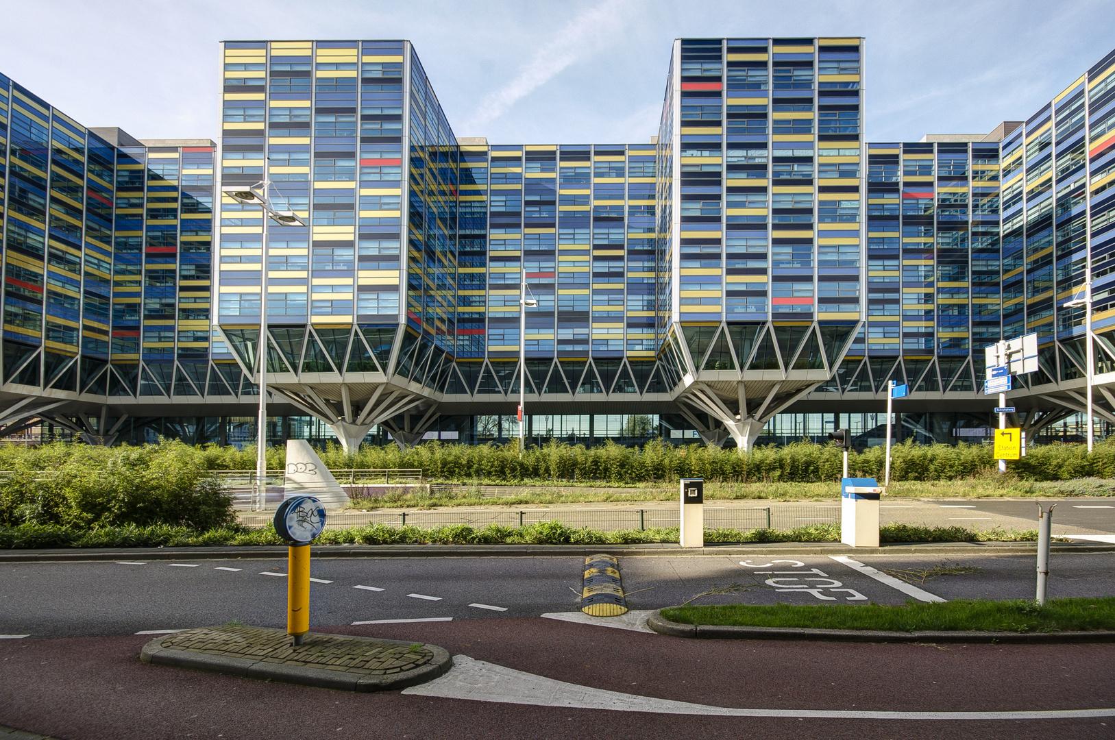 Leiden - Schipholweg - Achmea/Zilveren Kruis Assurance Company - 06