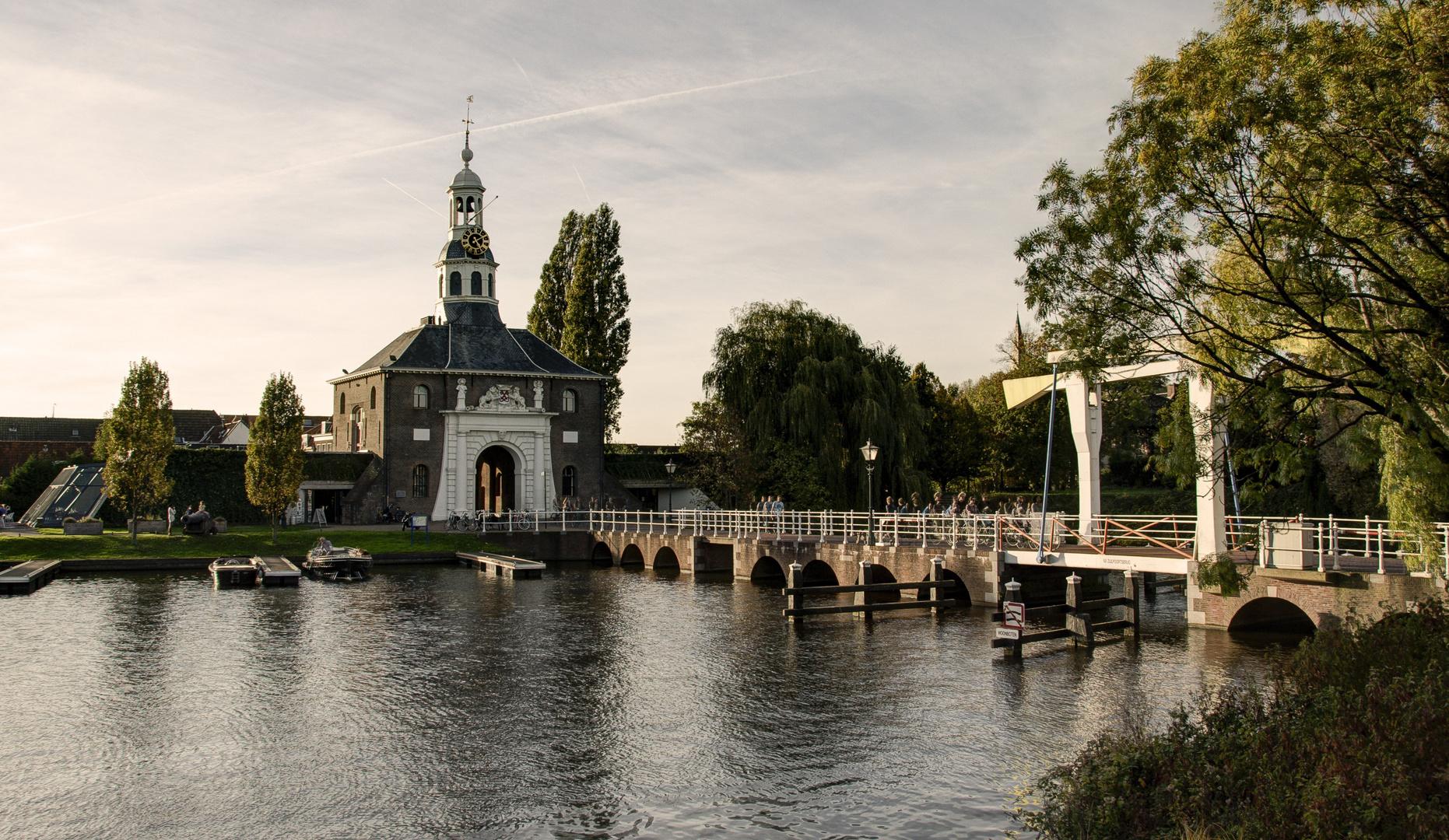 Leiden - Zijlpoort - Zijlpoortsbrug