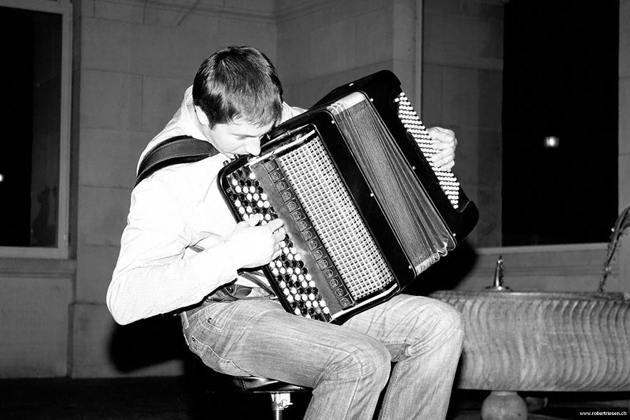 Leidenschaf der Musik