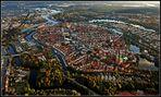 leider nicht  von mir, aber schön. diese Lübeck-Ansicht.