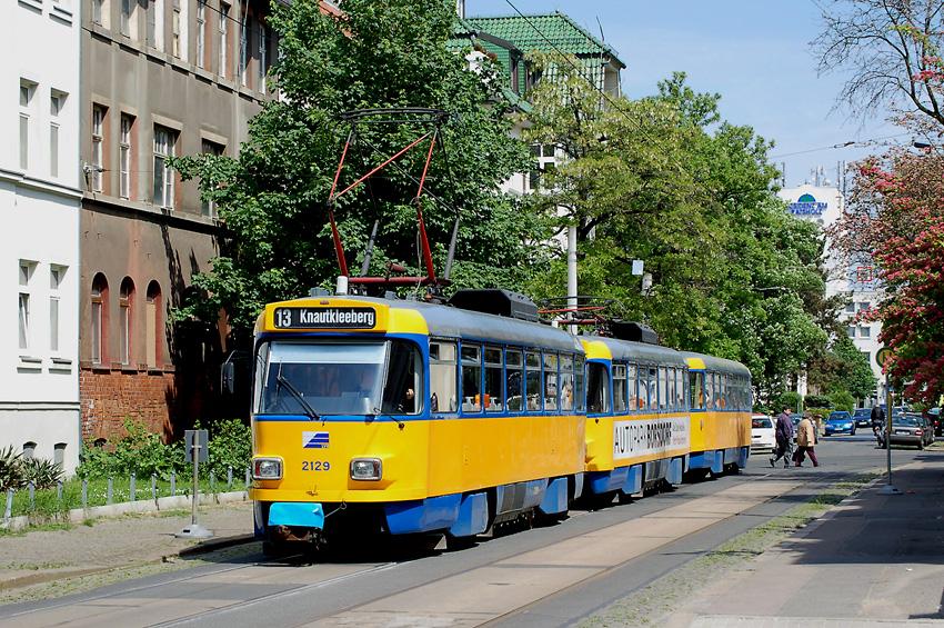 Leipzig: 2129 (SL 13)