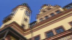Leipzig, Altes Rathaus (3D)