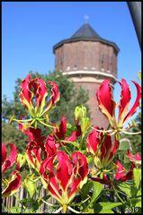Leipzig, Am Wasserturm