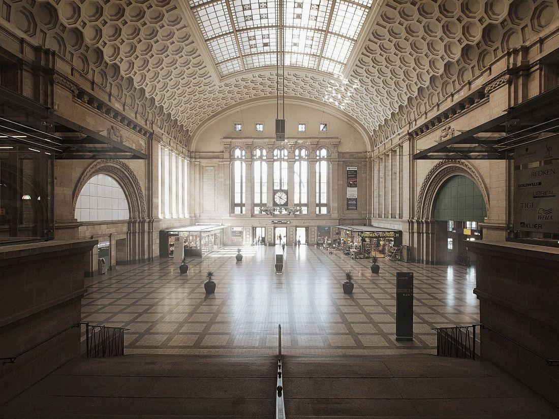 Leipzig Hauptbahnhof / Osthalle