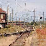 Leipzig Hbf - Gleise