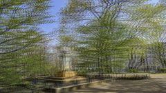 Leipzig, im Schillerpark (3D)