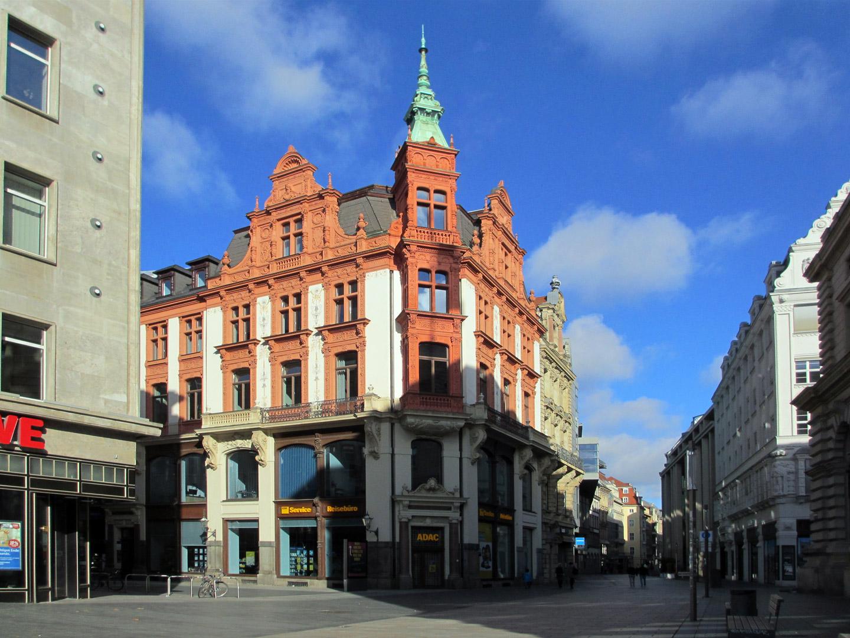 Leipzig - Klingerhaus
