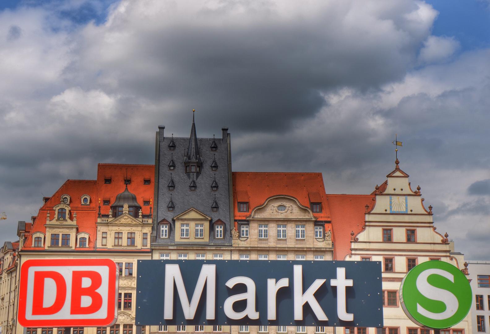 Leipzig Markt