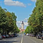 Leipzig - Messemagistrale