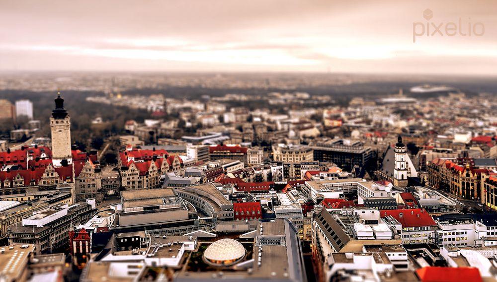 Leipzig Miniatur