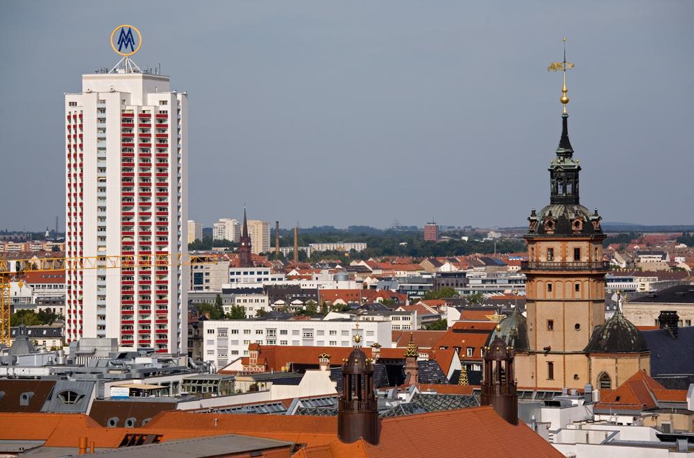 Leipzigs Wahrzeichen